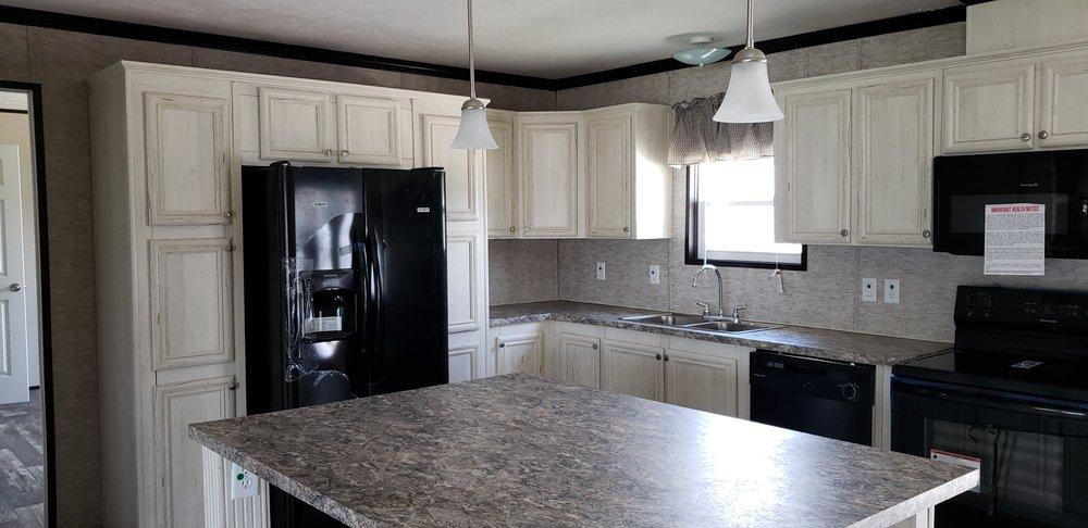 Economy Housing: 6541 US-59 S, Goodrich, TX
