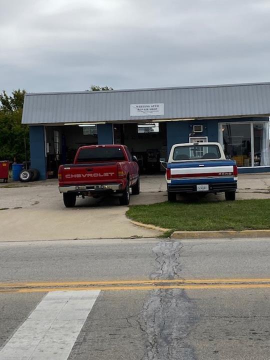 Martens Auto Repair Shop: 101 N Paris St, Catlin, IL