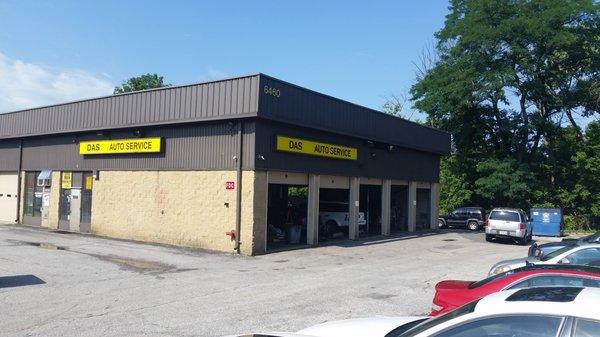 Das Auto Care 6460 Dobbin Center Way Columbia, MD Auto