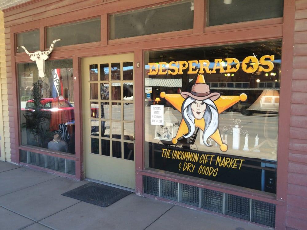 Desperados: 112 S Main St, Albany, TX