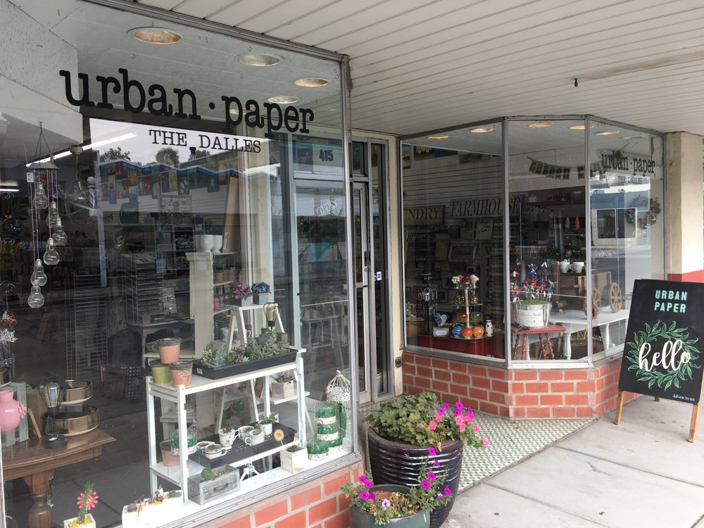 Urban Paper: 415 E Second St, The Dalles, OR