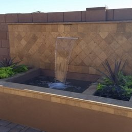 Photo Of Outside Living Concepts   Phoenix, AZ, United States. Sheer Decent  Water