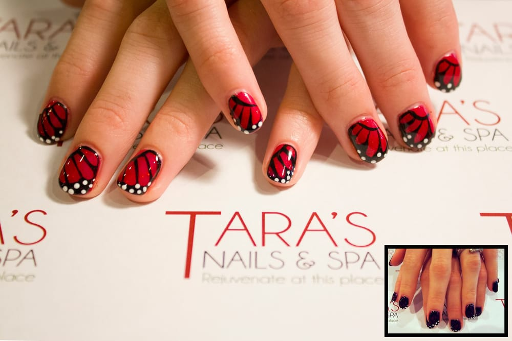 Tara's Nails & Spa: 2431 Church Rd, Cherry Hill, NJ