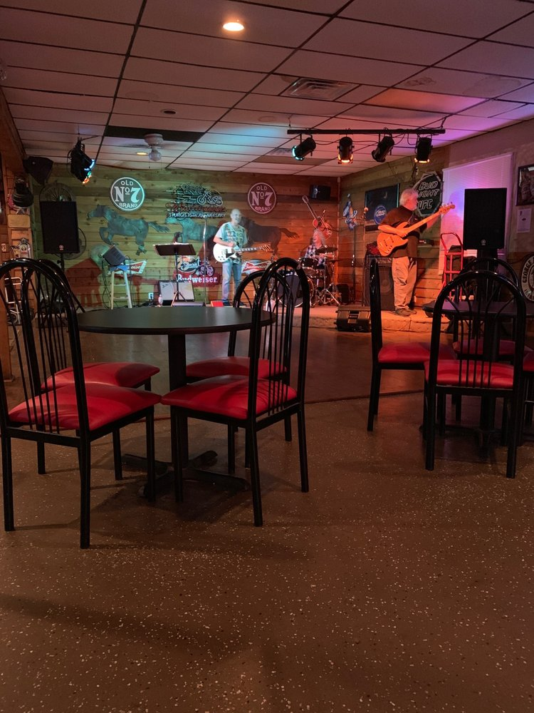 The Wild Horse Saloon: 10785 Hwy 707, Murrells Inlet, SC