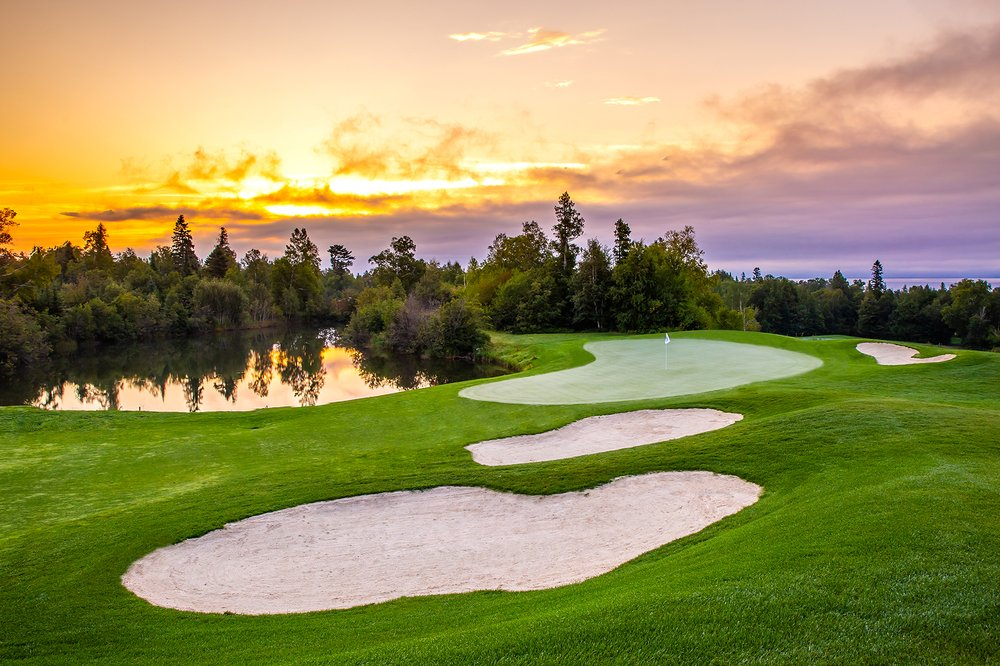 Superior National at Lutsen - Golf Course: 5731 W Hwy 61, Lutsen, MN