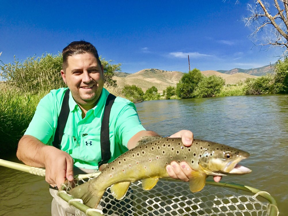 Salt lake fly fishing company 207 fotos y 10 rese as for Fly fishing salt lake city