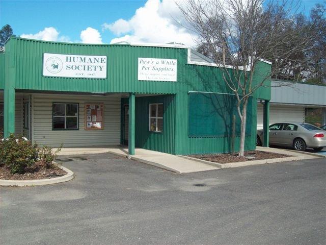 Humane Society of Tuolumne County: 10040 Victoria Way, Jamestown, CA