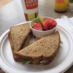 Zoes Kitchen Chicken Salad Sandwich zoes kitchen - 11 reviews - mediterranean - 201 settlers trace