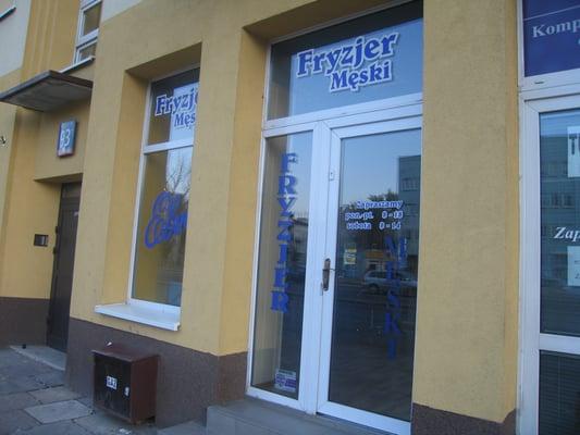 Elvis Fryzjer Męski Barbers Grochowska 93 Grochów Warsaw