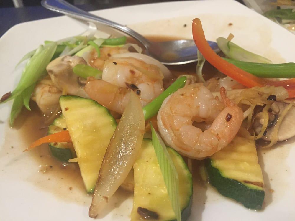 Zab Zab Thai Restaurant Monterey Ca