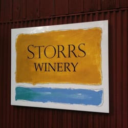 Storrs Winery logo