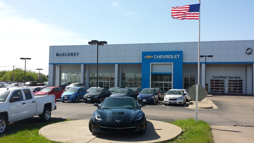 McEleney Chevrolet Buick GMC Toyota: 2421 Lincoln Way, Clinton, IA