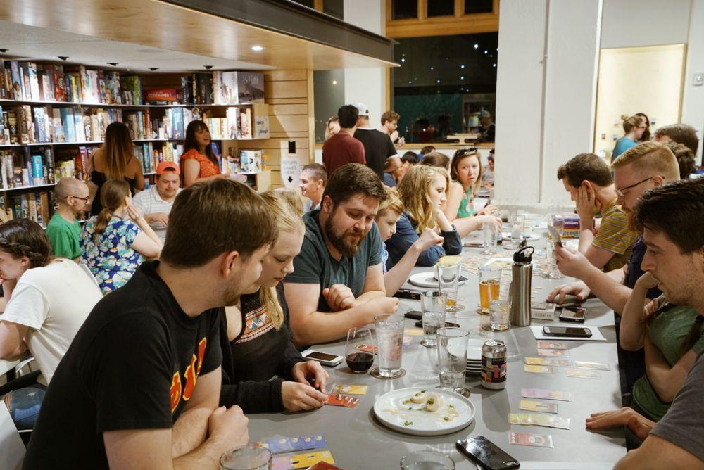 Shuffles: Board Game Cafe