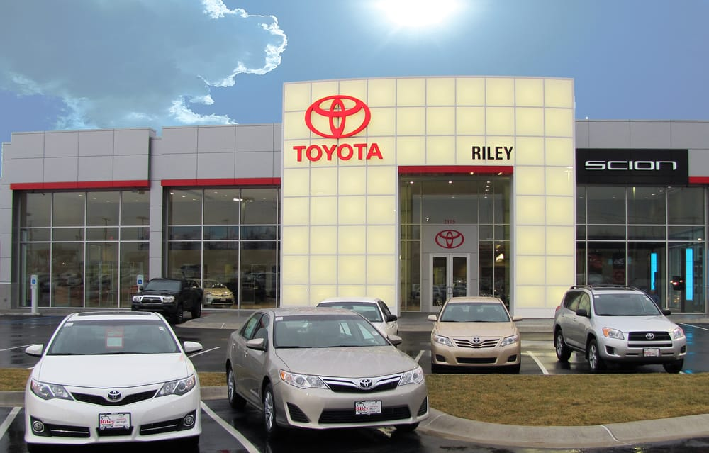 riley toyota scion car dealers jefferson city mo reviews photos yelp. Black Bedroom Furniture Sets. Home Design Ideas
