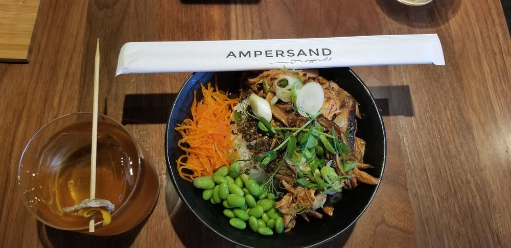Ampersand Asian Supper Club