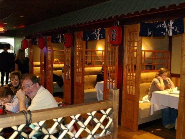 Sake Cafe Menu Williamsville Ny