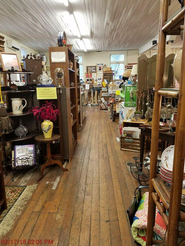 Old Mill Antiques: 204 E Main St, Morganton, NC