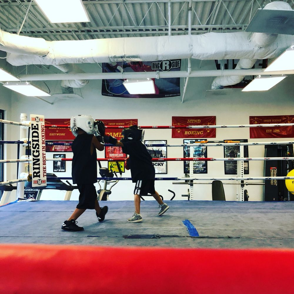 Kids boxing offered at Sweet Science Boxing Club - Yelp