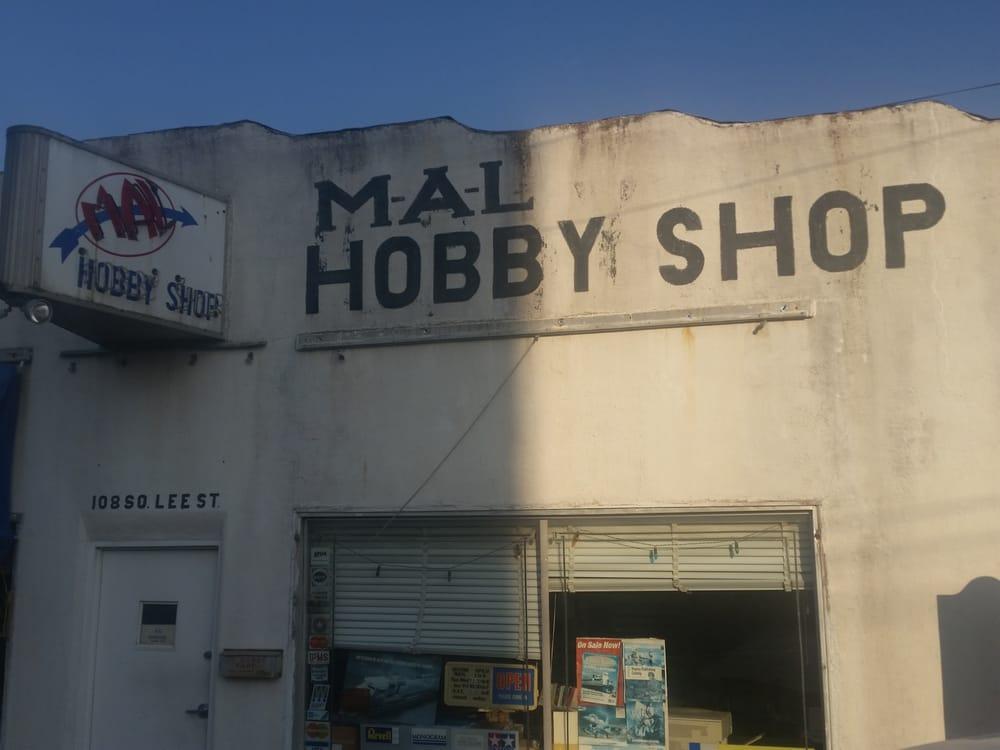 MAL Hobby Shop
