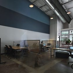 photo of atmosphere coworking austin tx united states modular configuration designed for collaborative office spaces 320 c57 320