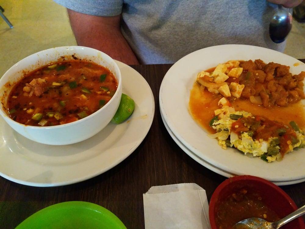 Garcia Mexican Food Restaurant: 2991 EL Indio Hwy, Eagle Pass, TX
