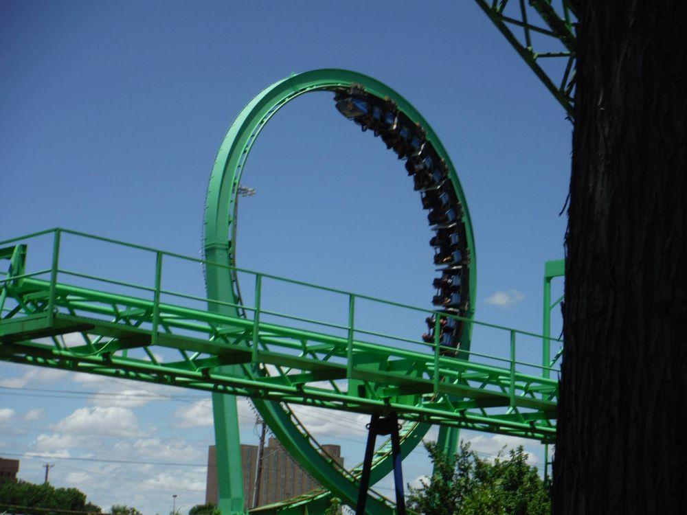 Shock Wave: 2201 Rd To Six Flags St E, Arlington, TX