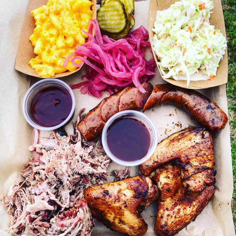 10 East Craft Barbecue: 2149 E Garvey Ave N, West Covina, CA