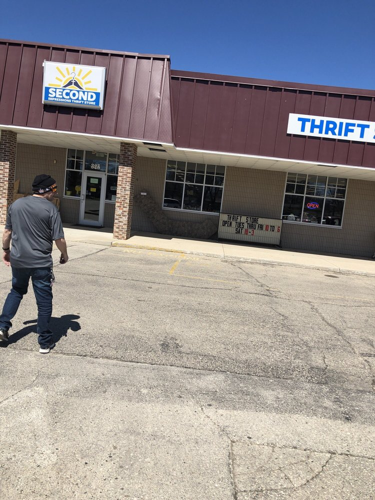 Second Impressions Thrift Store: 325 Winnebago Dr, Fond du Lac, WI