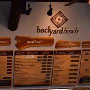 Backyard Bowls Menu backyard bowls - 174 photos & 185 reviews - juice bars & smoothies