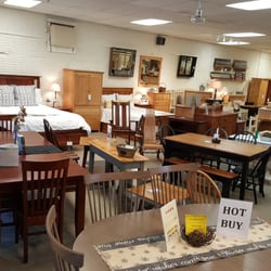Photo Of Sam S Wood Furniture Burlington Vt United States Showroom Floor View