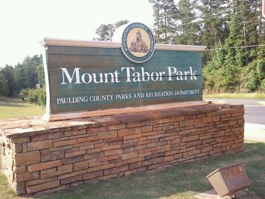 Mount Tabor Park 1550 E Paulding Dr Dallas Ga Parks Mapquest