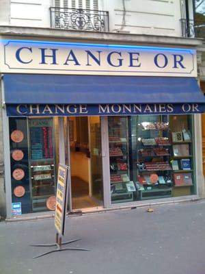 Les monnaies de lyon bureau de change 6 rue de lyon bercy paris num ro de t l phone yelp - Bureau de change paris 8 ...