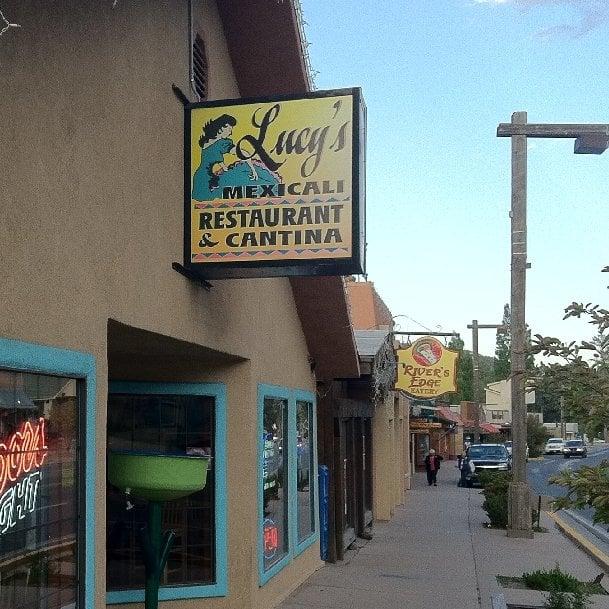 Lucy S Mexicali Restaurant Ruidoso Nm