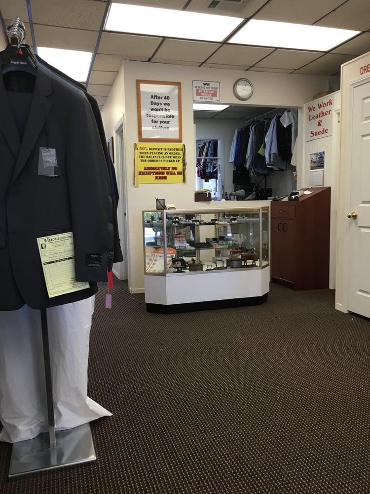 Victor's Tailoring: 281 E Channel Islands Blvd, Port Hueneme, CA