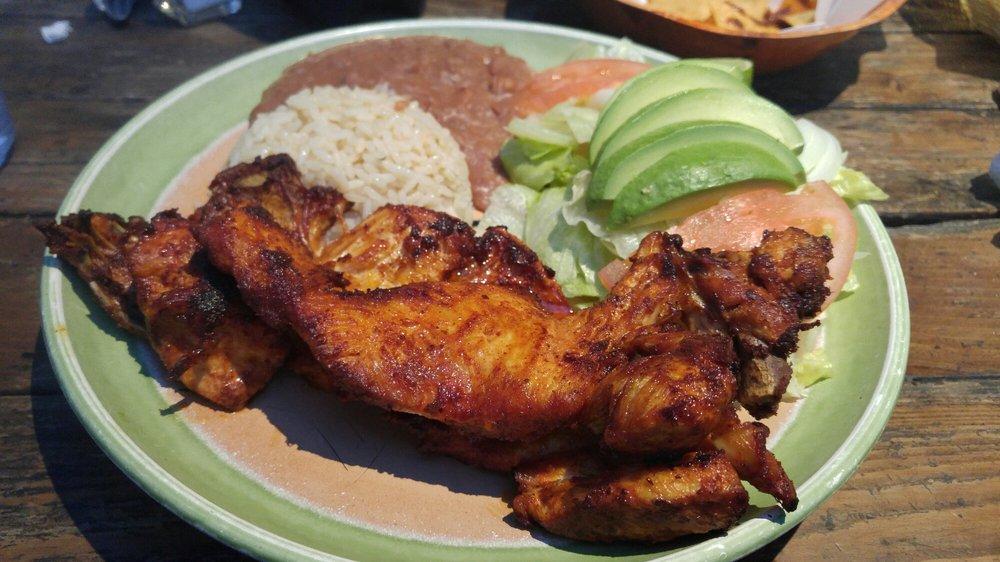 Rincon Oaxaqueno Restaurant