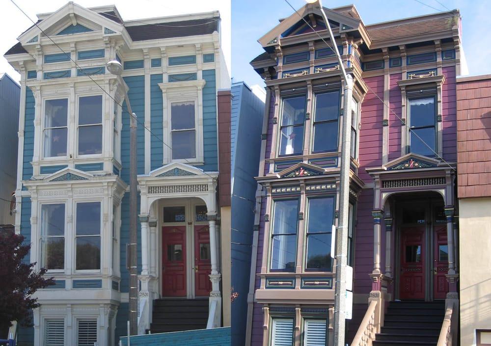 Bob Buckter Color Consultant Interior Design 3877 20th St Castro San Francisco Ca