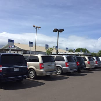 Alamo Car Rental Return Maui Airport