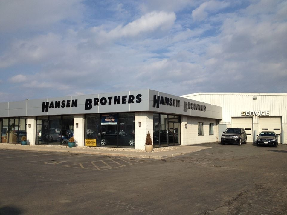 Hansen Brother Auto Sales