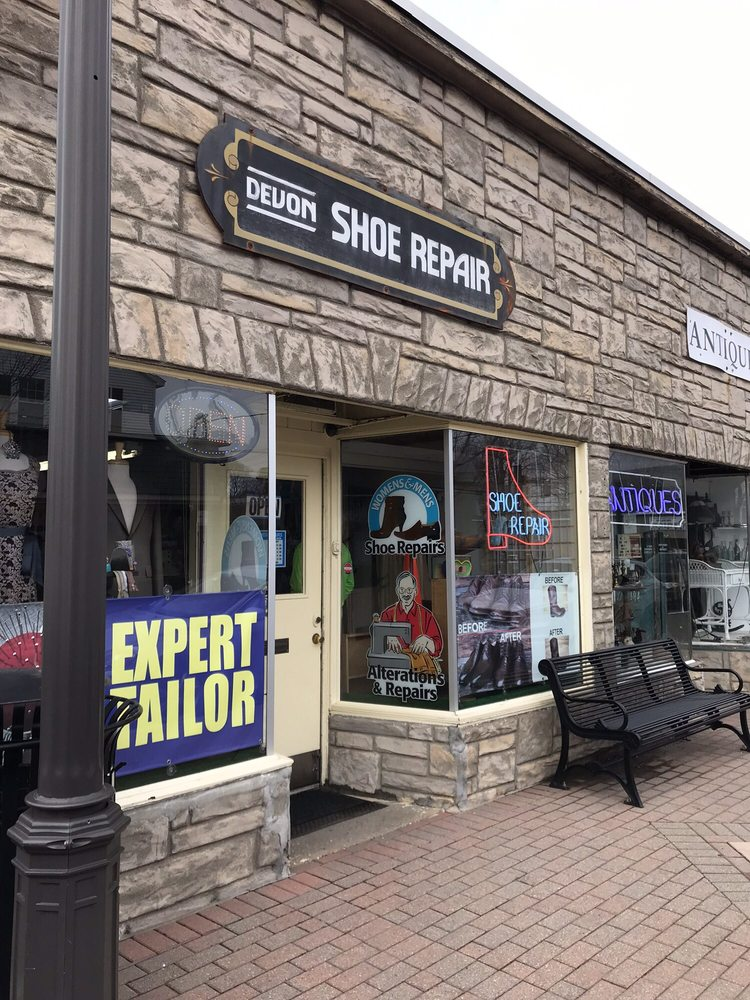 Devon Shoe Repair: 746 Boston Post Rd, Milford, CT