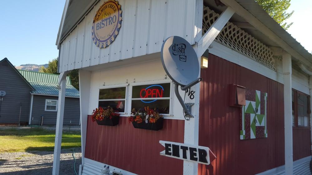 Salmon Creek Market: 315 N Main St, Conconully, WA