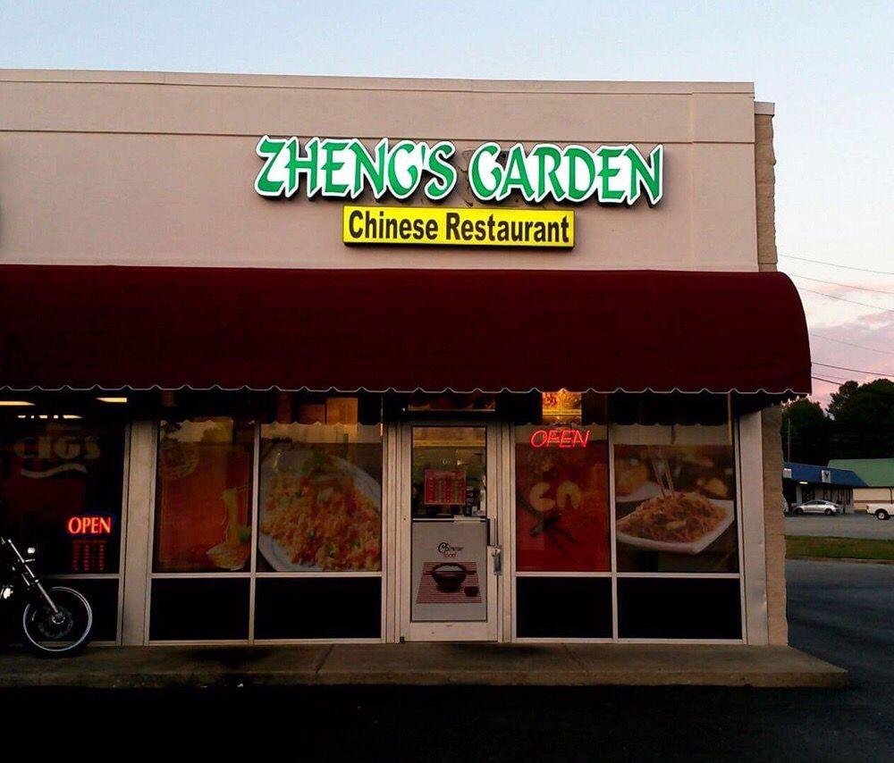 Chinese Restaraunts: Photos For Zheng's Garden Chinese Restaurant