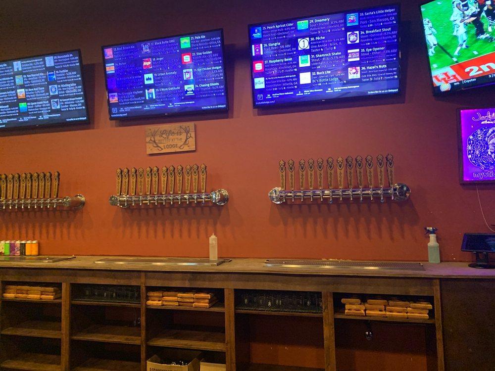 BC's Bottle Lodge - Montgomery: 8175 Hetz Dr, Cincinnati, OH