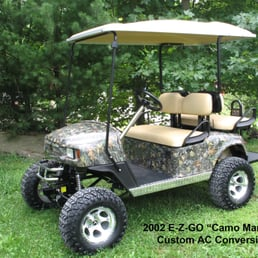 photo of mountaintop golf cars banner elk nc united states custom 2002
