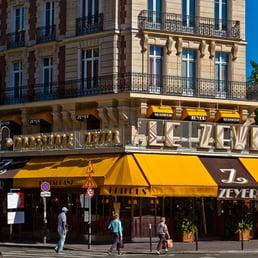 Restaurant Le Zeyer Paris