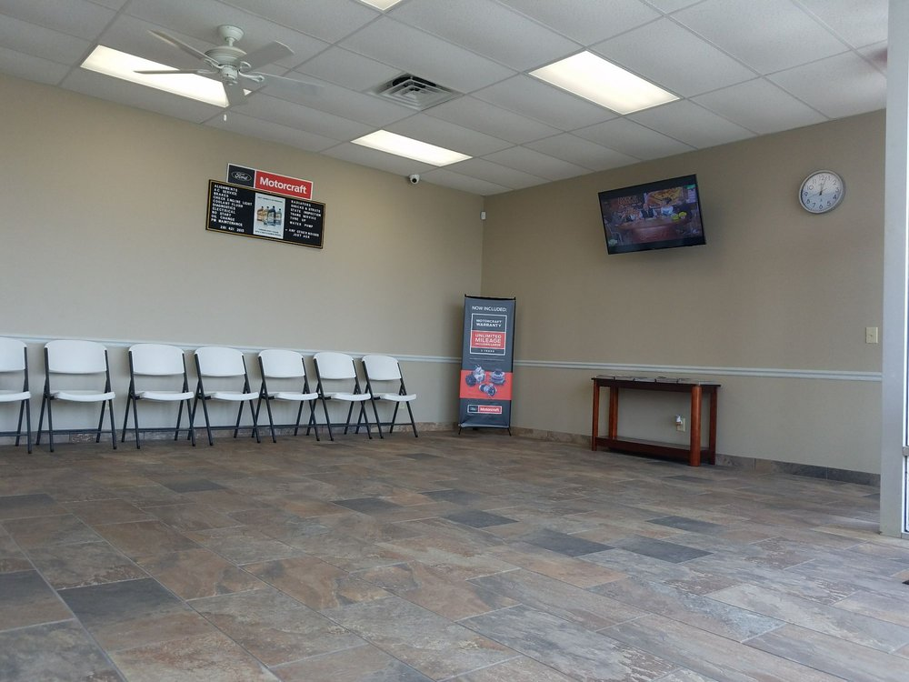 Express Lube And Inspection: 1115 W Baker Rd, Baytown, TX