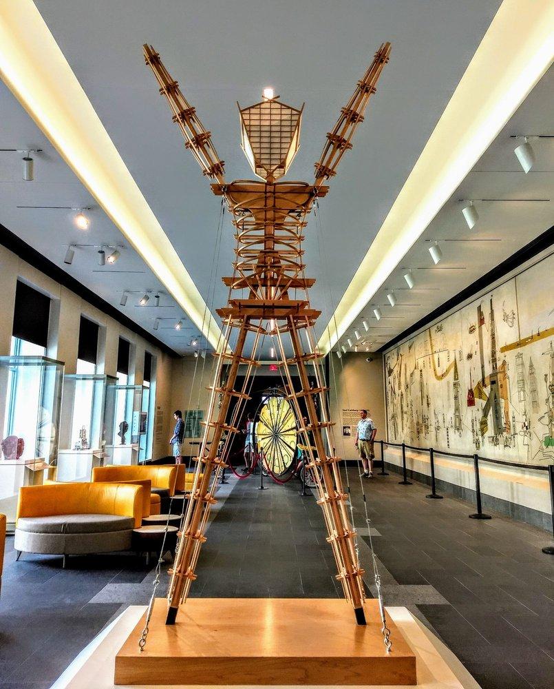 Cincinnati Art Museum: 953 Eden Park Dr, Cincinnati, OH