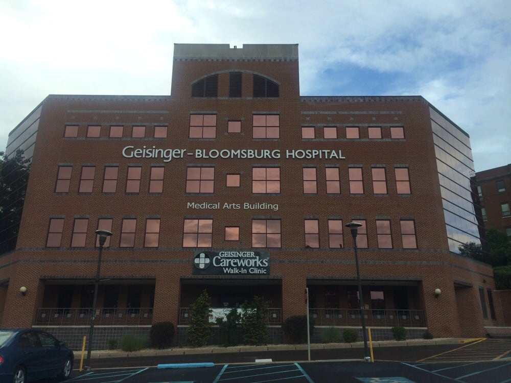 OB-Gyn At Bloomsburg: 549 Fair St, Bloomsburg, PA