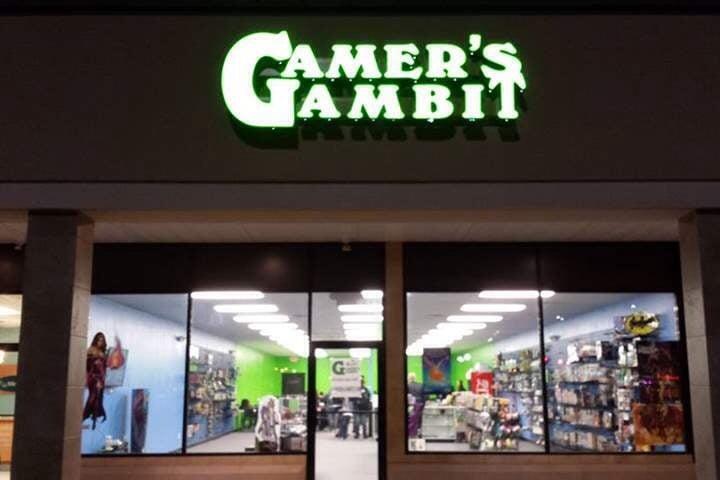 Gamer's Gambit: Danbury, CT