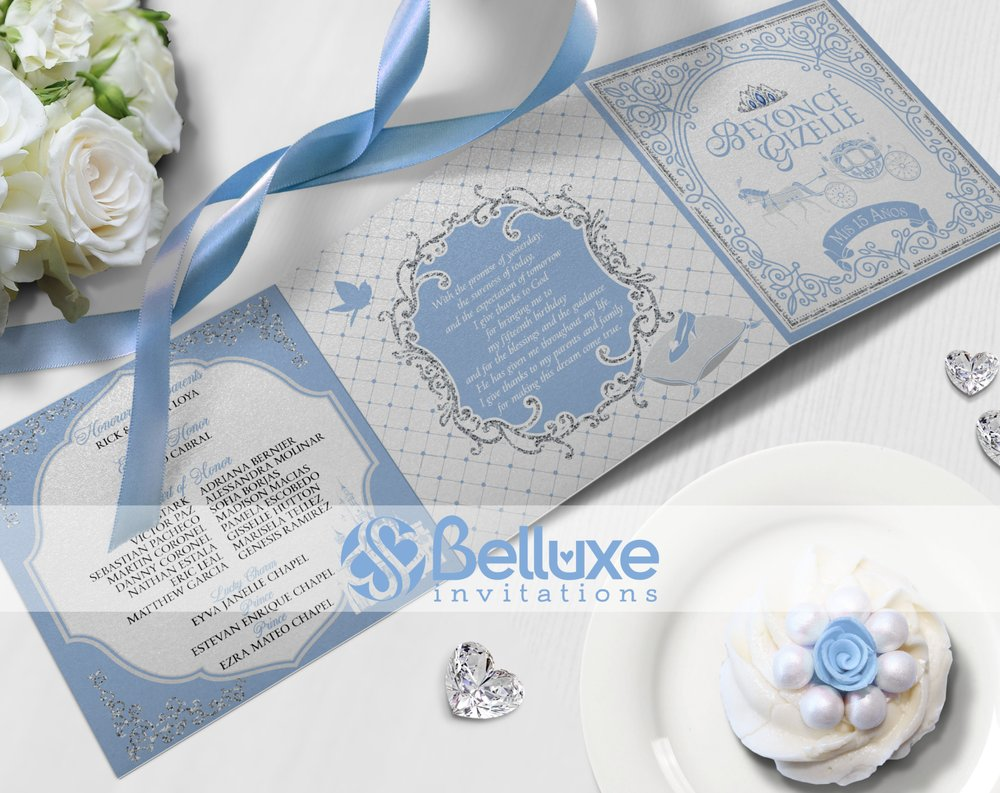 Photos for Belluxe Invitations - Yelp