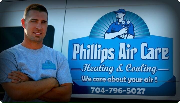 Phillips Air Care: 292 Aviation Dr, China Grove, NC